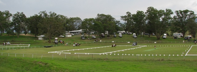 FSCDA comps at Bemboka Showground 30 March 2014